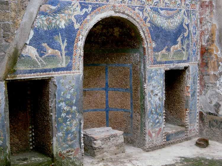 Herculaneum - Fotos und Panoramen